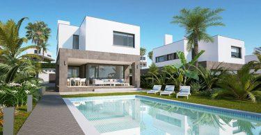 Nieuwbouw Villa Manilva Costa Del Sol