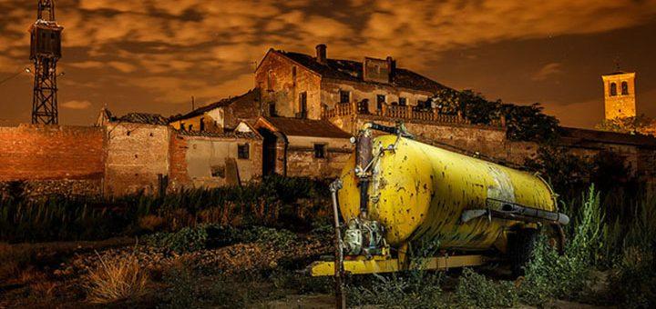 Spaanse spookstad | David Melchor Diaz
