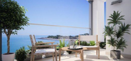 Populaire kustgebieden Costa del Sol