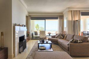 Duplex penthouse te koop Los Monteros Alto (Marbella, Málaga), € 975.000,-