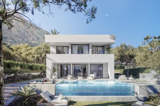 Villa Spanje SLG Property Costa del Sol
