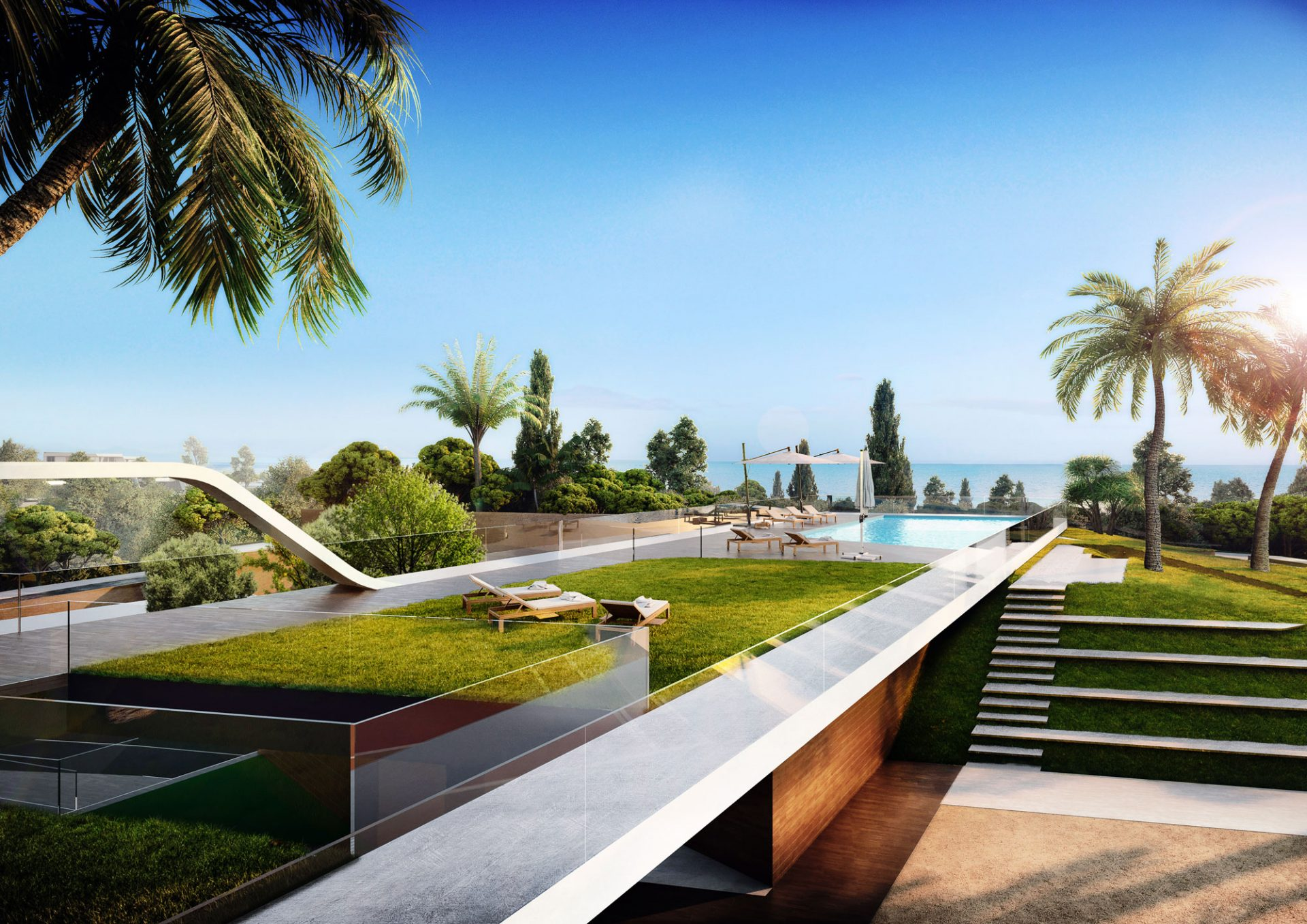 Eden Resort, Mijas (Spanje), Huizen