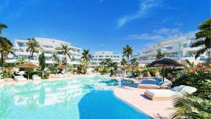 Royal Palms Mijas, Mijas (Spanje), appartementen en penthouses