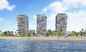 Picasso Towers Málaga (Spanje), appartementen