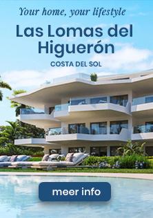 Las Lomas del Higuerón - penthouses - Fuengirola